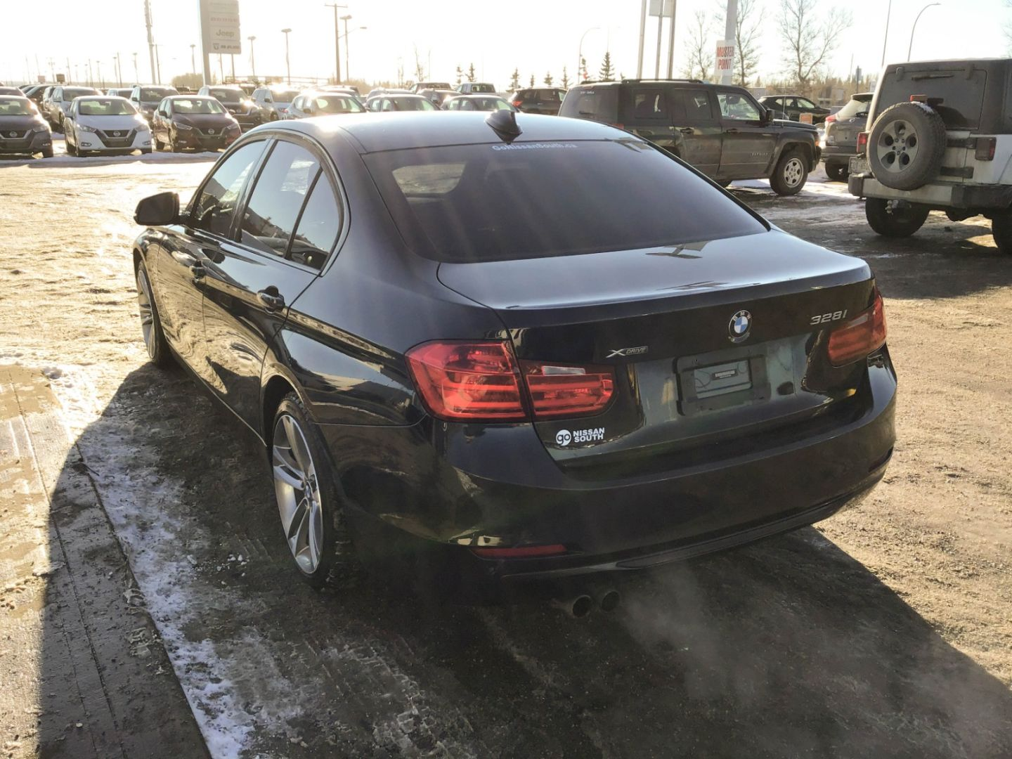 2013 BMW 3 Series 328i xDrive for sale in Edmonton, Alberta