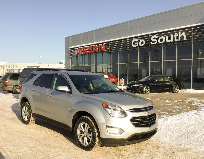 2017 Chevrolet Equinox LT for sale in Edmonton, Alberta