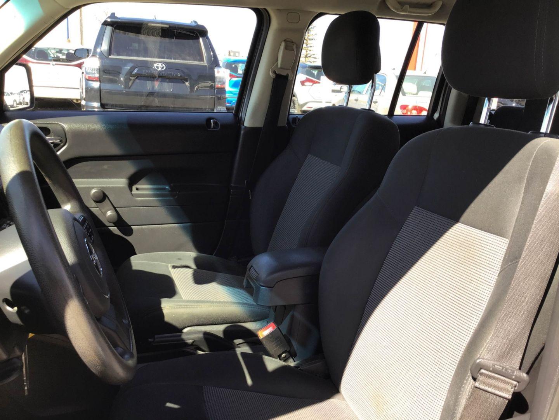 2012 Jeep Patriot Sport for sale in Edmonton, Alberta