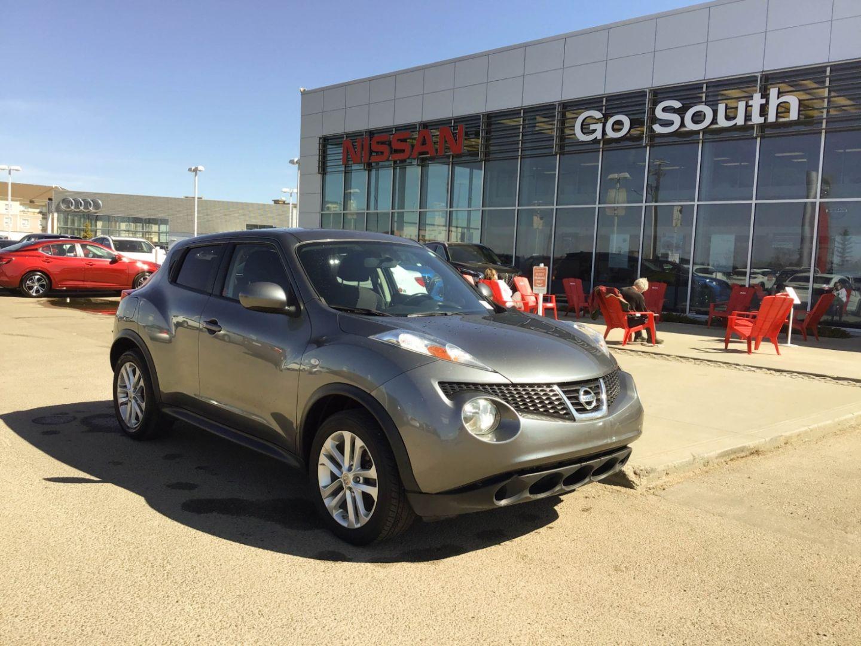 2011 Nissan JUKE S for sale in Edmonton, Alberta