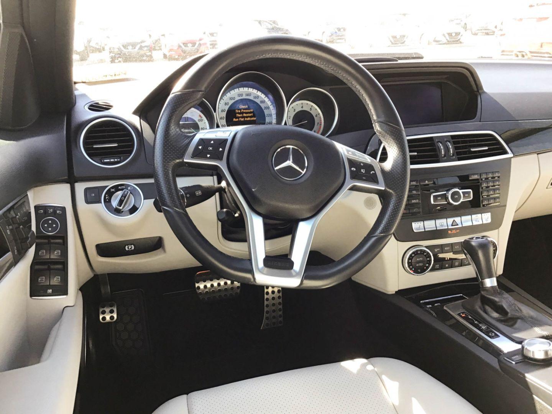 2012 Mercedes-Benz C-Class C 350 for sale in Edmonton, Alberta