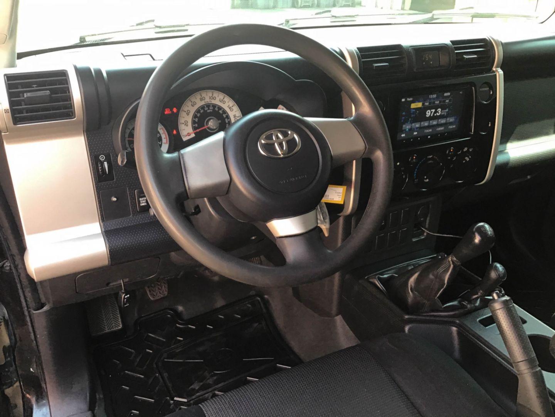 2007 Toyota FJ Cruiser  for sale in Edmonton, Alberta
