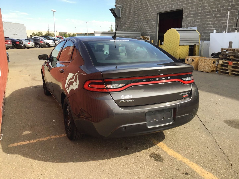 2015 Dodge Dart Aero for sale in Edmonton, Alberta