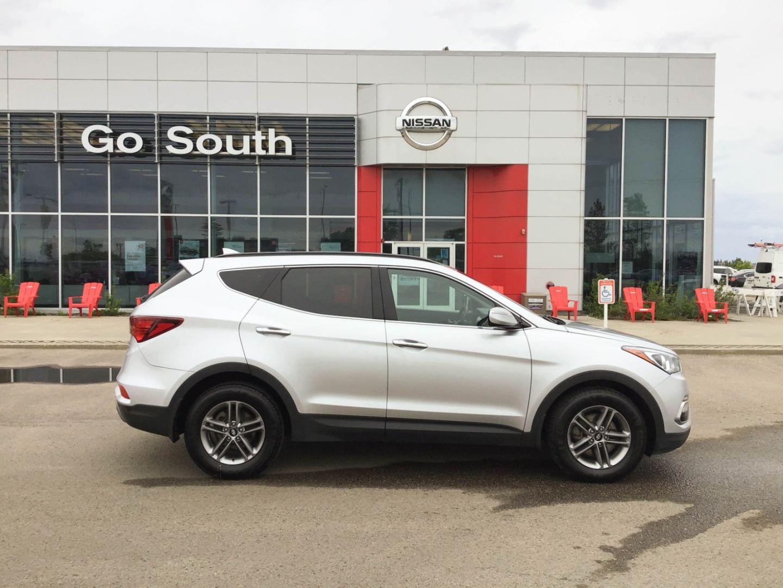 2017 Hyundai Santa Fe Sport Premium for sale in Edmonton, Alberta