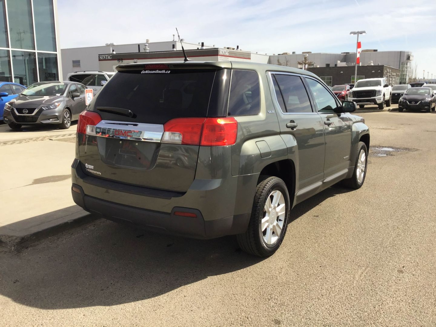 2012 GMC Terrain SLE-1 for sale in Edmonton, Alberta