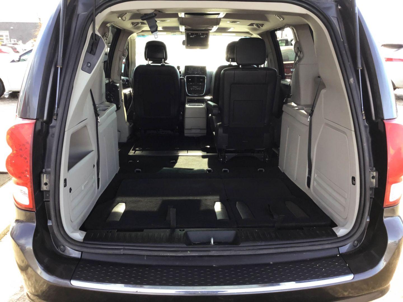 2015 Dodge Grand Caravan Crew Plus for sale in Edmonton, Alberta