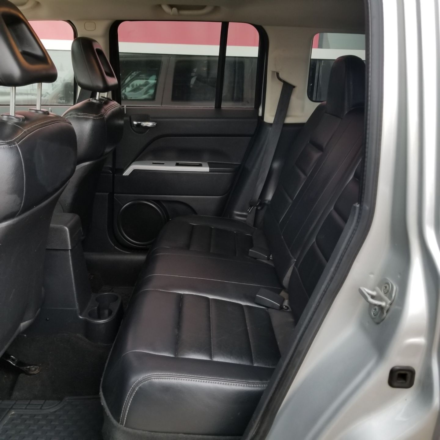 2008 Jeep Patriot Limited for sale in ,
