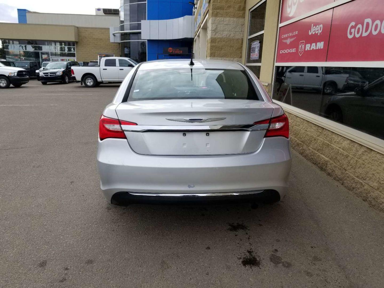 2012 Chrysler 200 Touring for sale in Edmonton, Alberta
