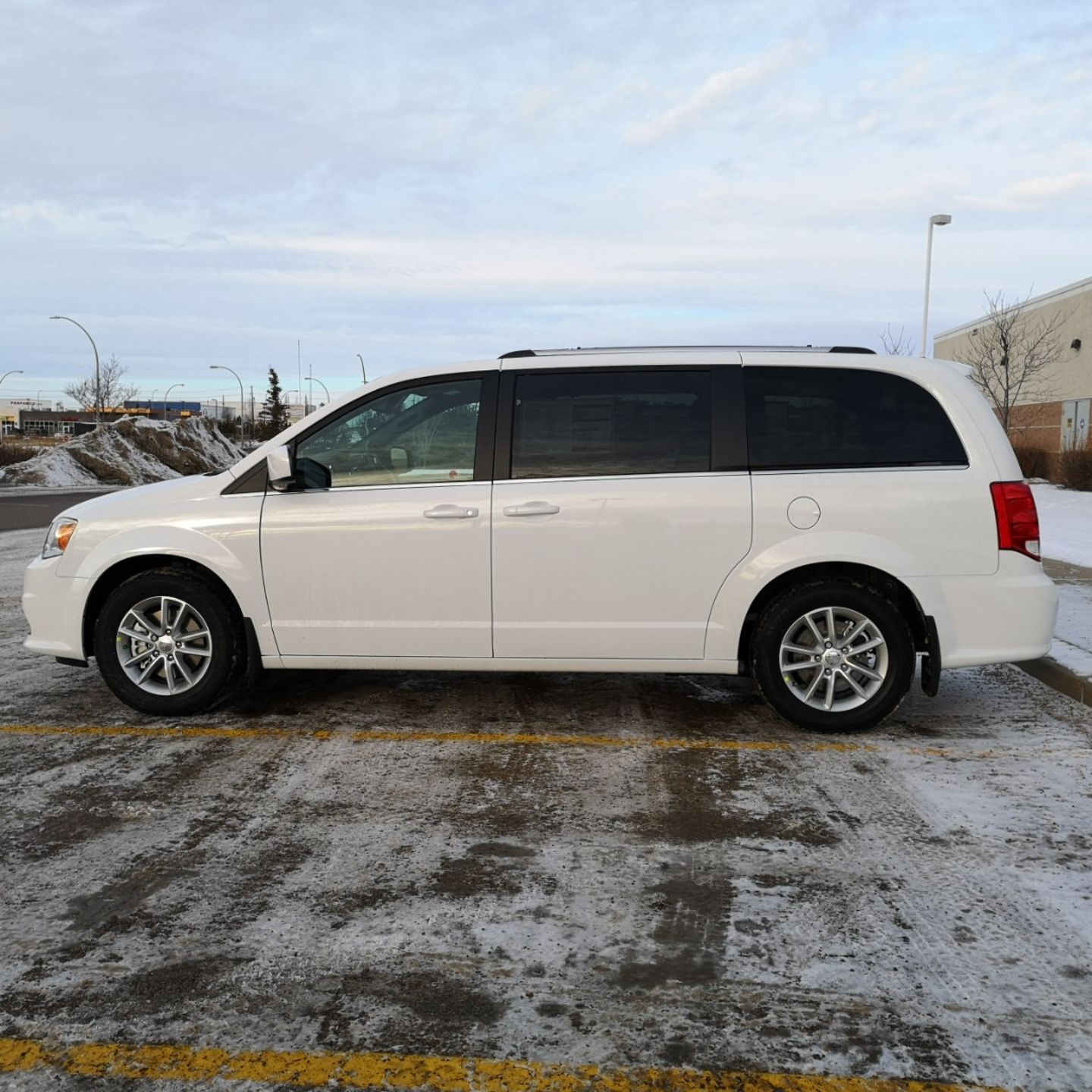 2019 Dodge Grand Caravan SXT Premium Plus for sale in Edmonton, Alberta
