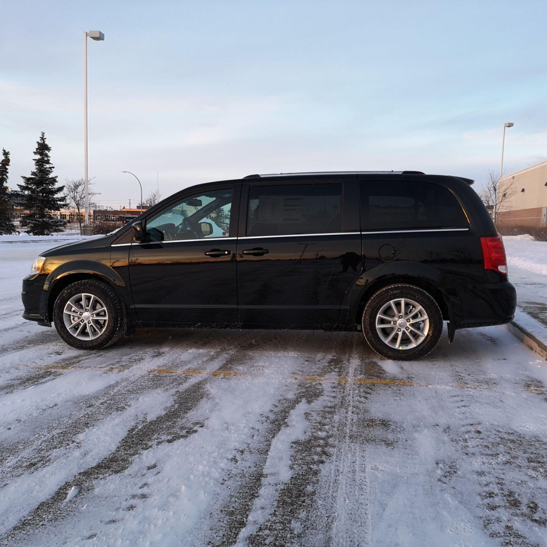 2019 Dodge Grand Caravan SXT Premium Plus for sale in Edmonton, Alberta