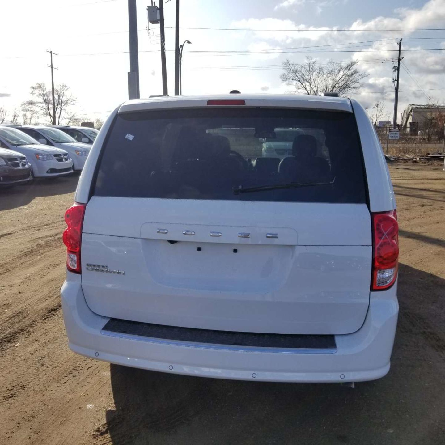 2019 Dodge Grand Caravan 35th Anniversary for sale in Edmonton, Alberta