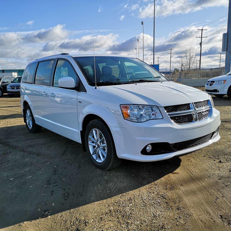 2019 Dodge Grand Caravan 35th Anniversary for sale in Edmonton, Alberta