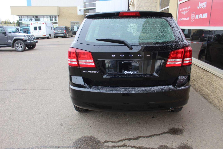 2017 Dodge Journey Canada Value Pkg for sale in Edmonton, Alberta