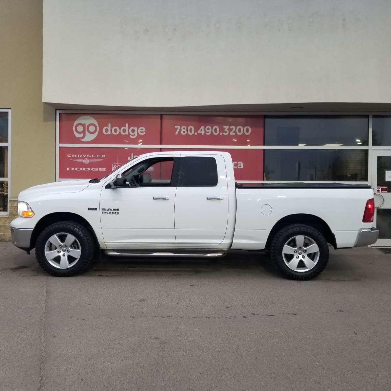 2012 Ram 1500 SLT for sale in Edmonton, Alberta