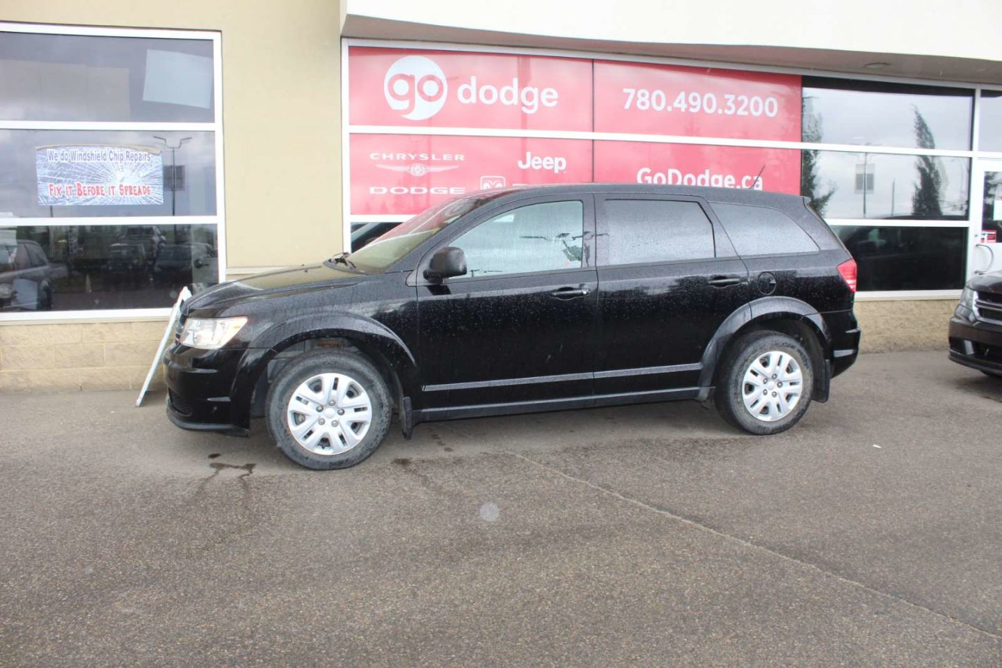 2015 Dodge Journey Canada Value Pkg for sale in Edmonton, Alberta