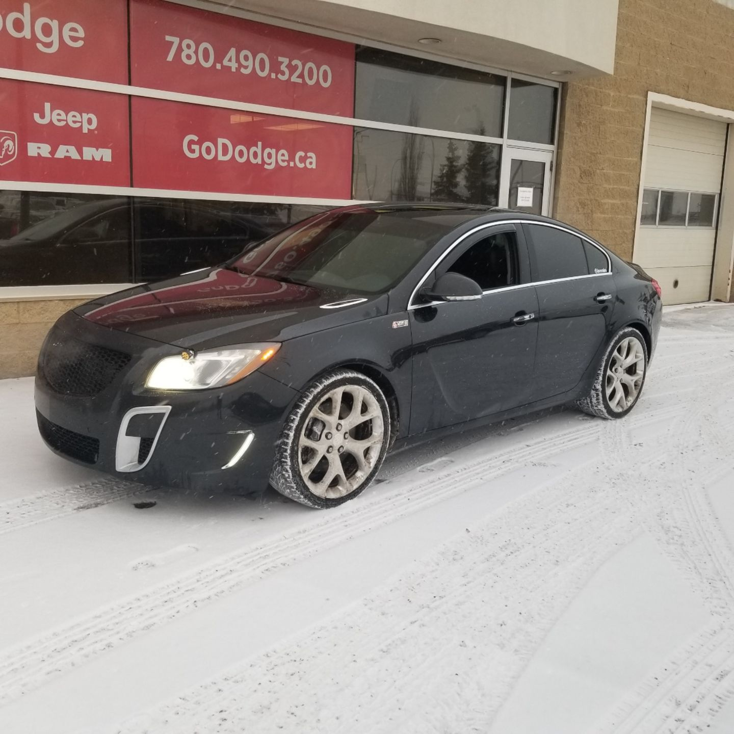 2012 Buick Regal GS w/1SX for sale in Edmonton, Alberta