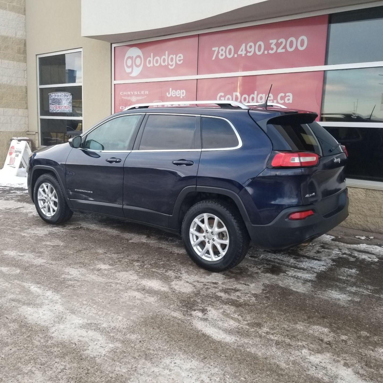 2016 Jeep Cherokee North for sale in Edmonton, Alberta