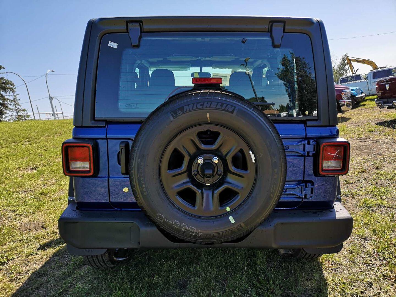 2019 Jeep Wrangler Sport for sale in Edmonton, Alberta