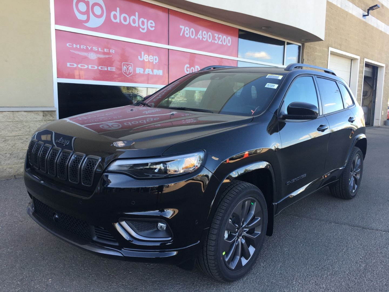 New 2020 Jeep Cherokee High Altitude 20ch6960 Edmonton Alberta Go Auto