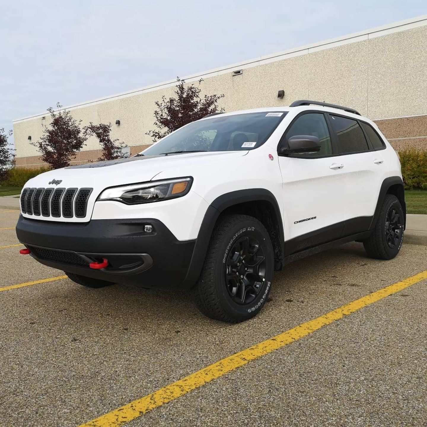 2020 Jeep Trail Hawk Pictures