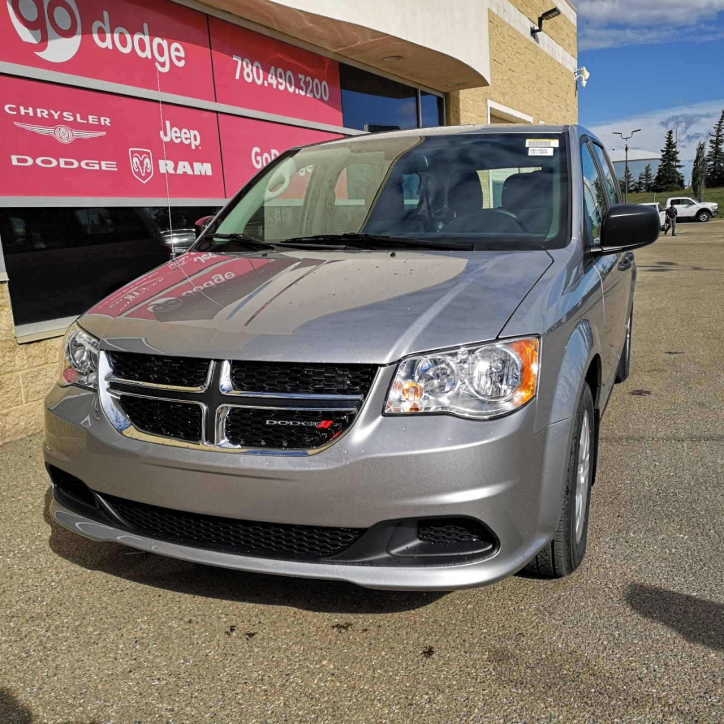 2020 Dodge Grand Caravan SE for sale in Edmonton, Alberta