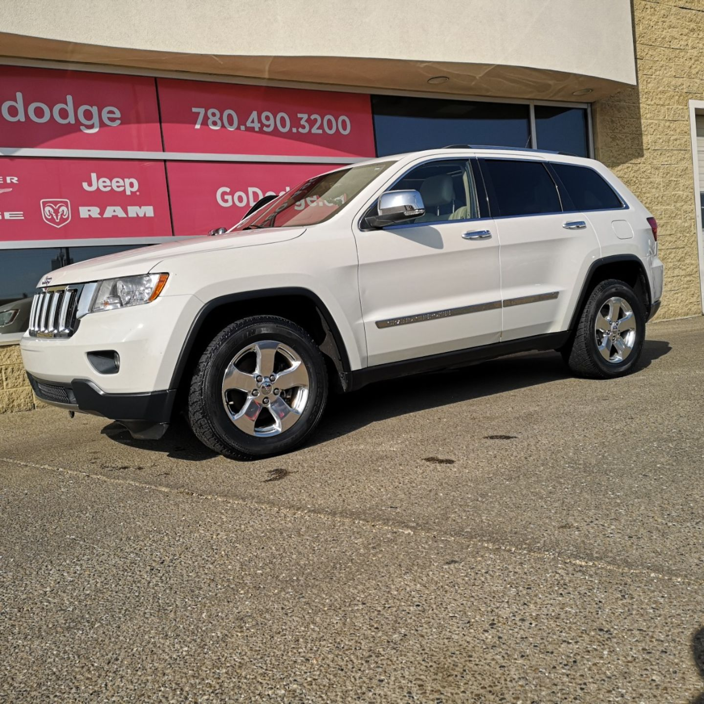 2011 Jeep Grand Cherokee Limited for sale in Edmonton, Alberta