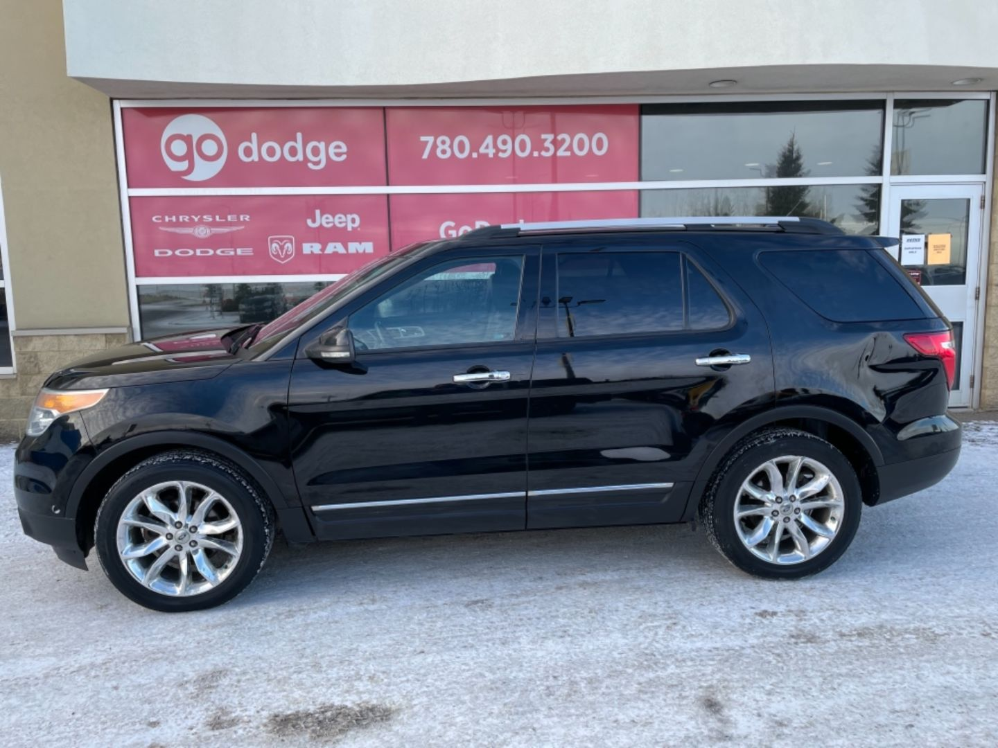 2011 Ford Explorer Limited for sale in Edmonton, Alberta