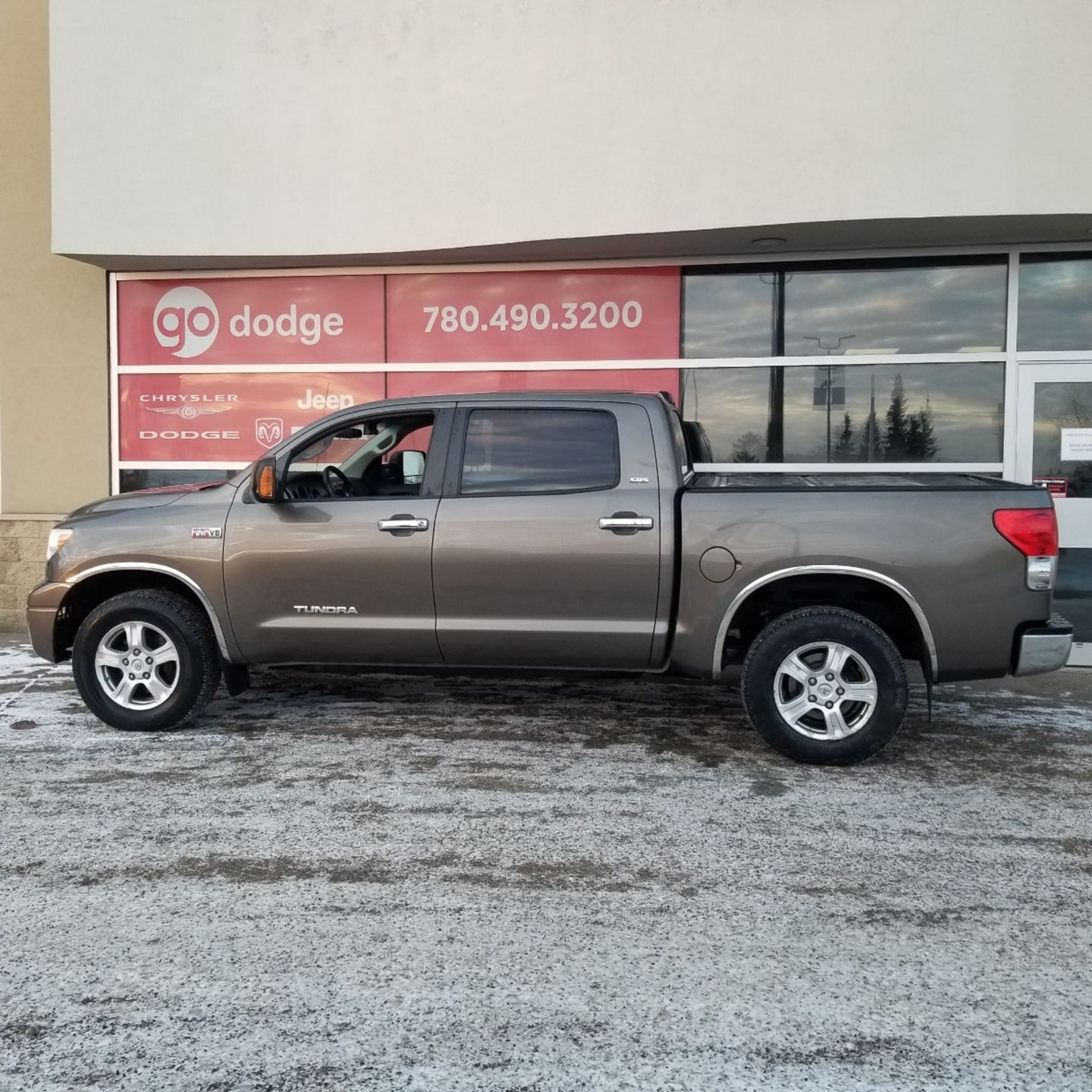 2009 Toyota Tundra SR5 for sale in Edmonton, Alberta