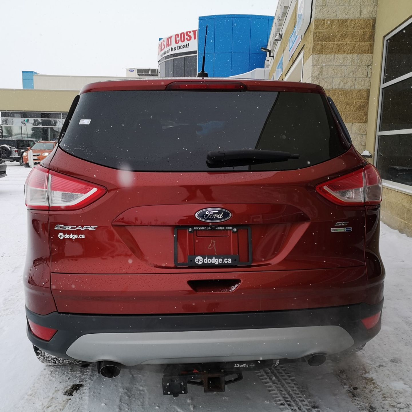 2015 Ford Escape SE for sale in Edmonton, Alberta