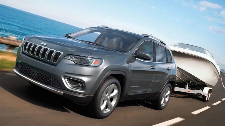 2021 Jeep Cherokee Sport for sale in Edmonton, Alberta