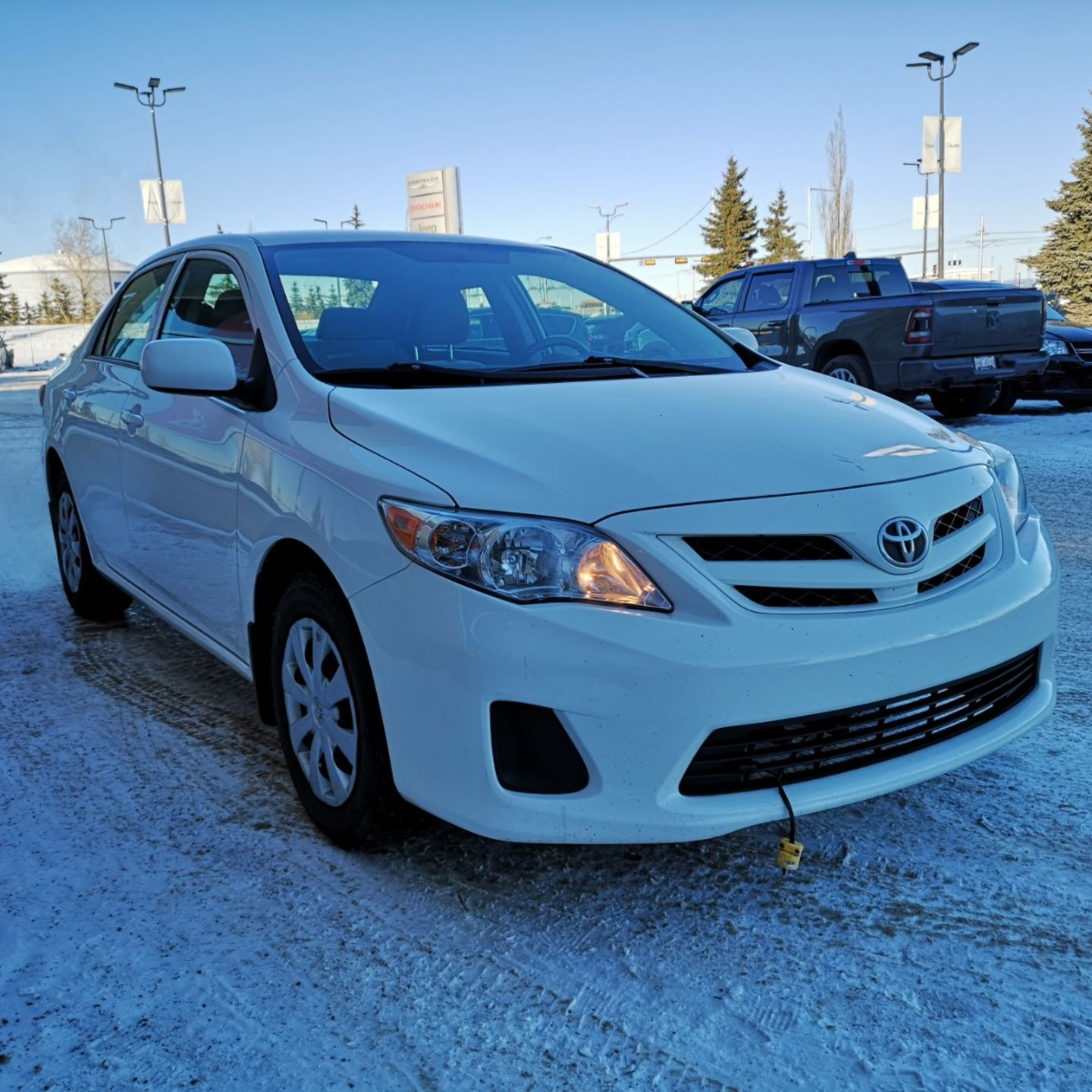 2011 Toyota Corolla CE for sale in Edmonton, Alberta