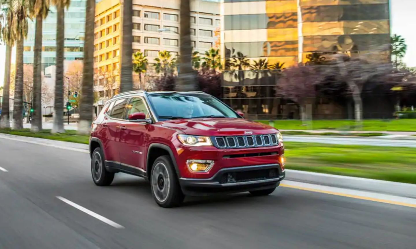 2021 Jeep Compass Upland Edition for sale in Edmonton, Alberta