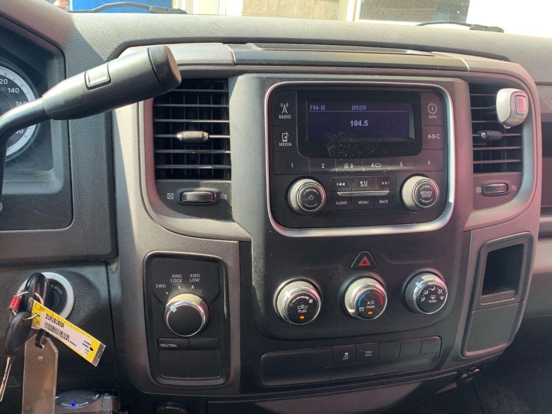 2013 Ram 1500 ST for sale in Edmonton, Alberta