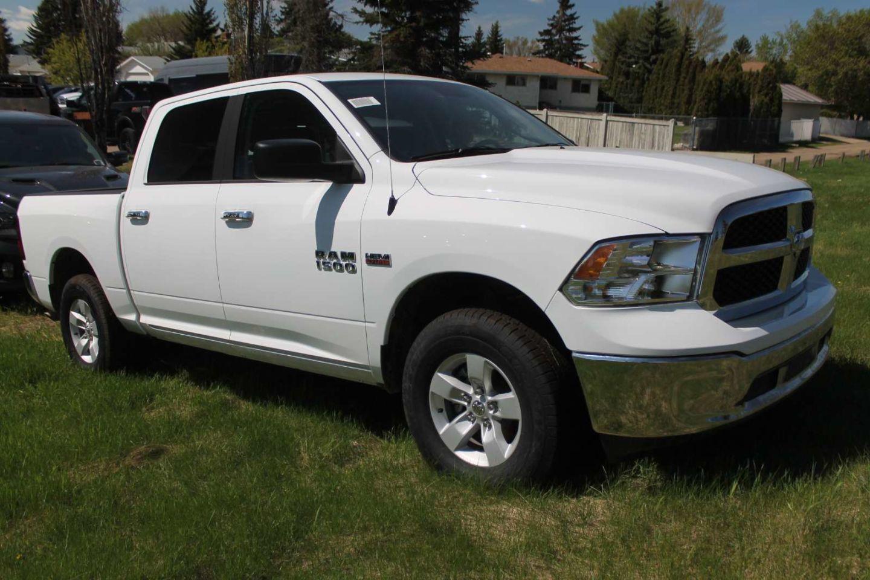 2017 Ram 1500 SLT for sale in Edmonton, Alberta