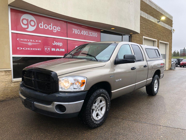 2008 Dodge Ram 1500 ST for sale in Edmonton, Alberta