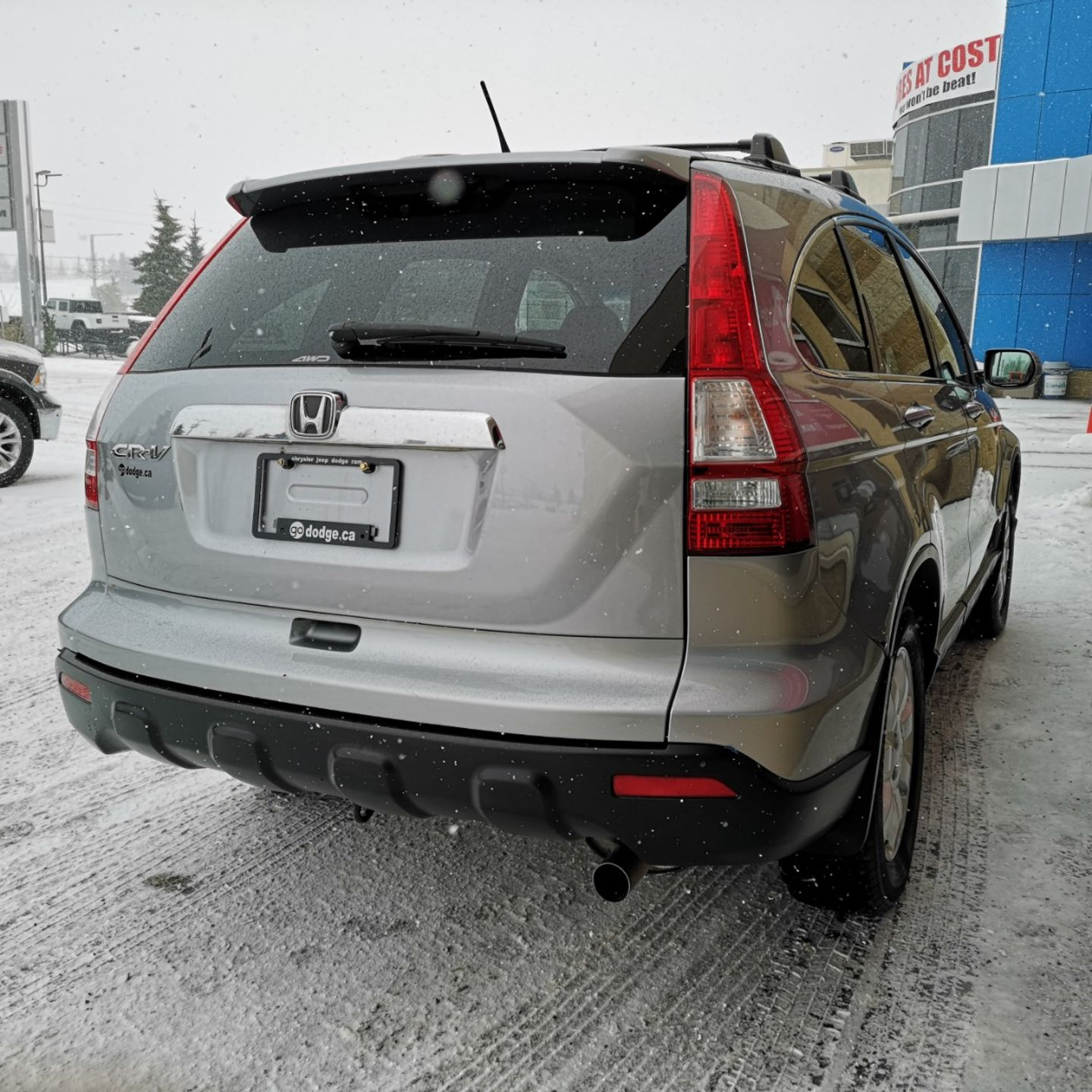 2007 Honda CR-V EX-L for sale in Edmonton, Alberta