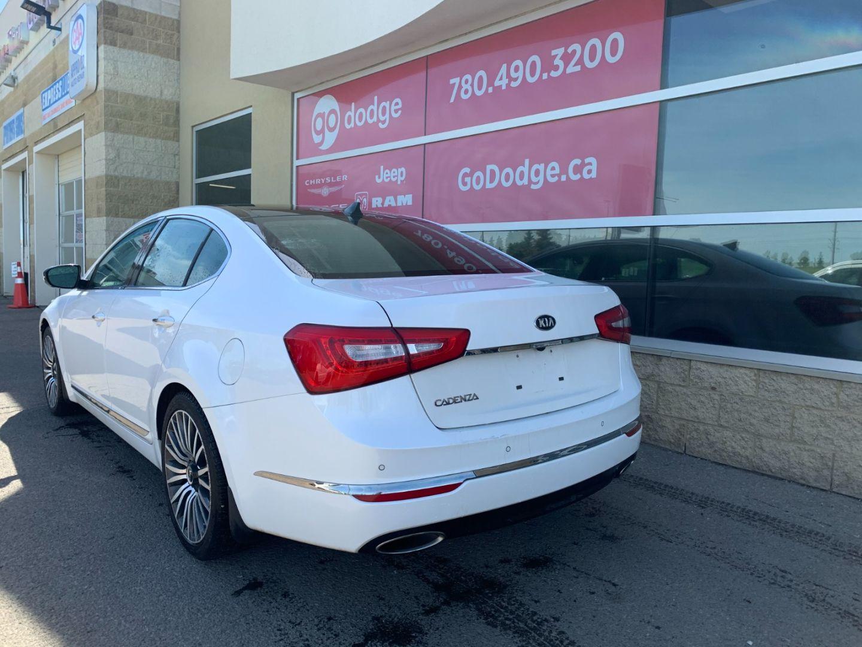 2016 Kia Cadenza  for sale in Edmonton, Alberta