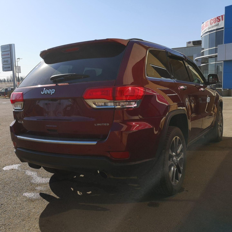 Used 2019 Jeep Grand Cherokee Limited PW5883 | Edmonton ...
