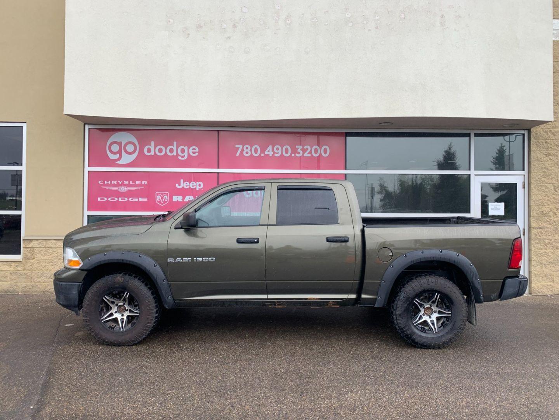 2012 Ram 1500 ST for sale in Edmonton, Alberta