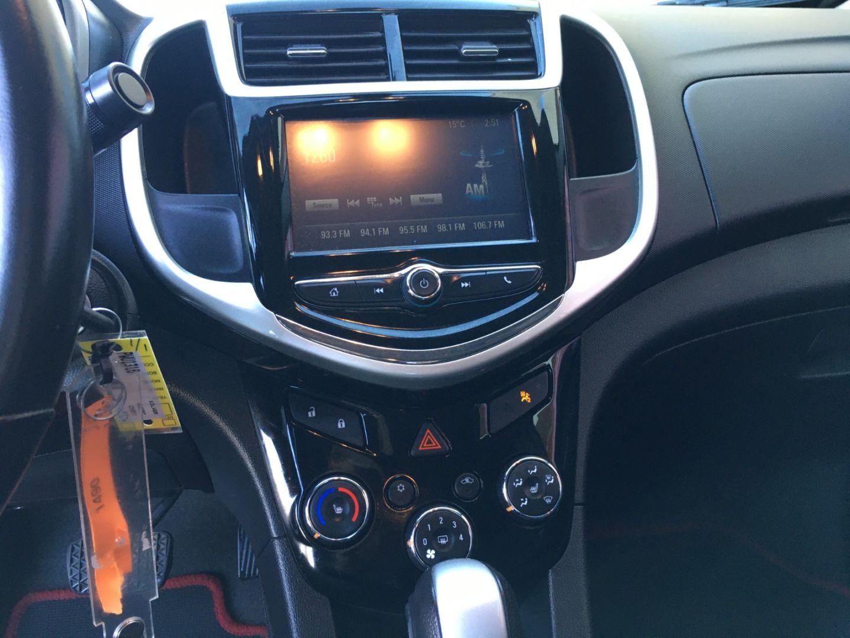 2017 Chevrolet Sonic LT for sale in Edmonton, Alberta