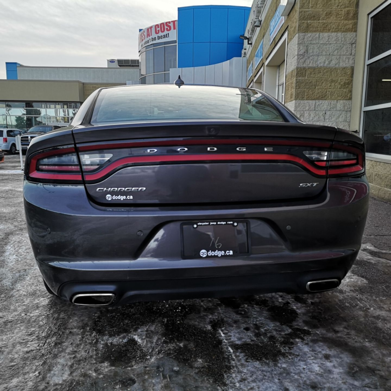 Used 2018 Dodge Charger Sxt Plus Pwu1373 Edmonton Alberta Go Auto