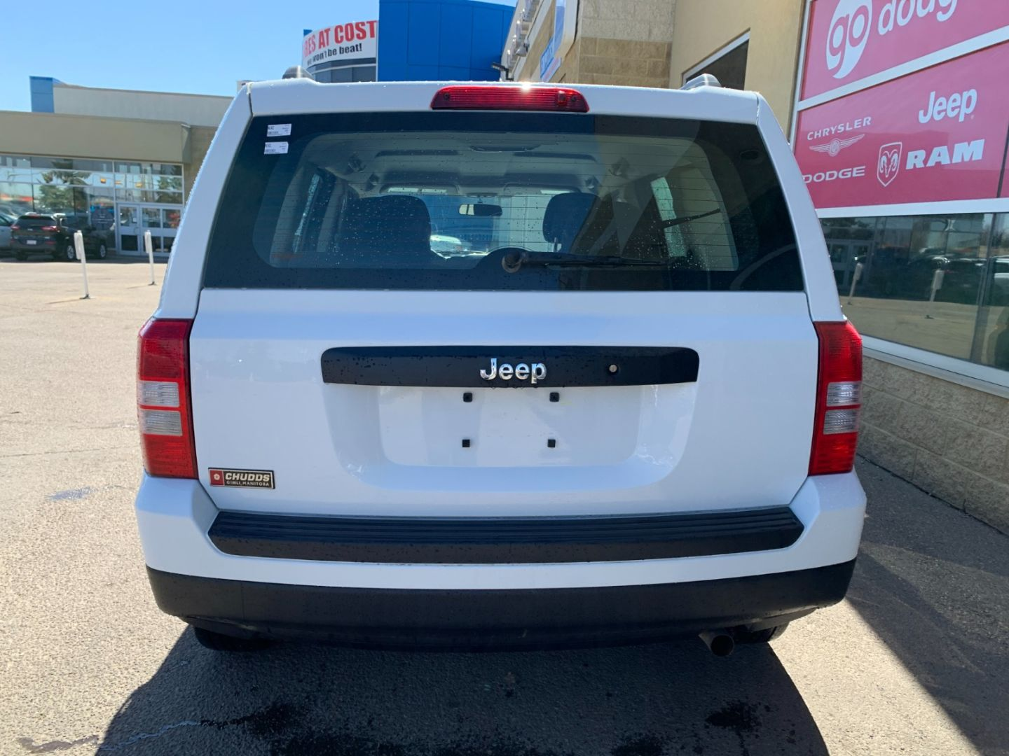 2017 Jeep Patriot Sport for sale in Edmonton, Alberta