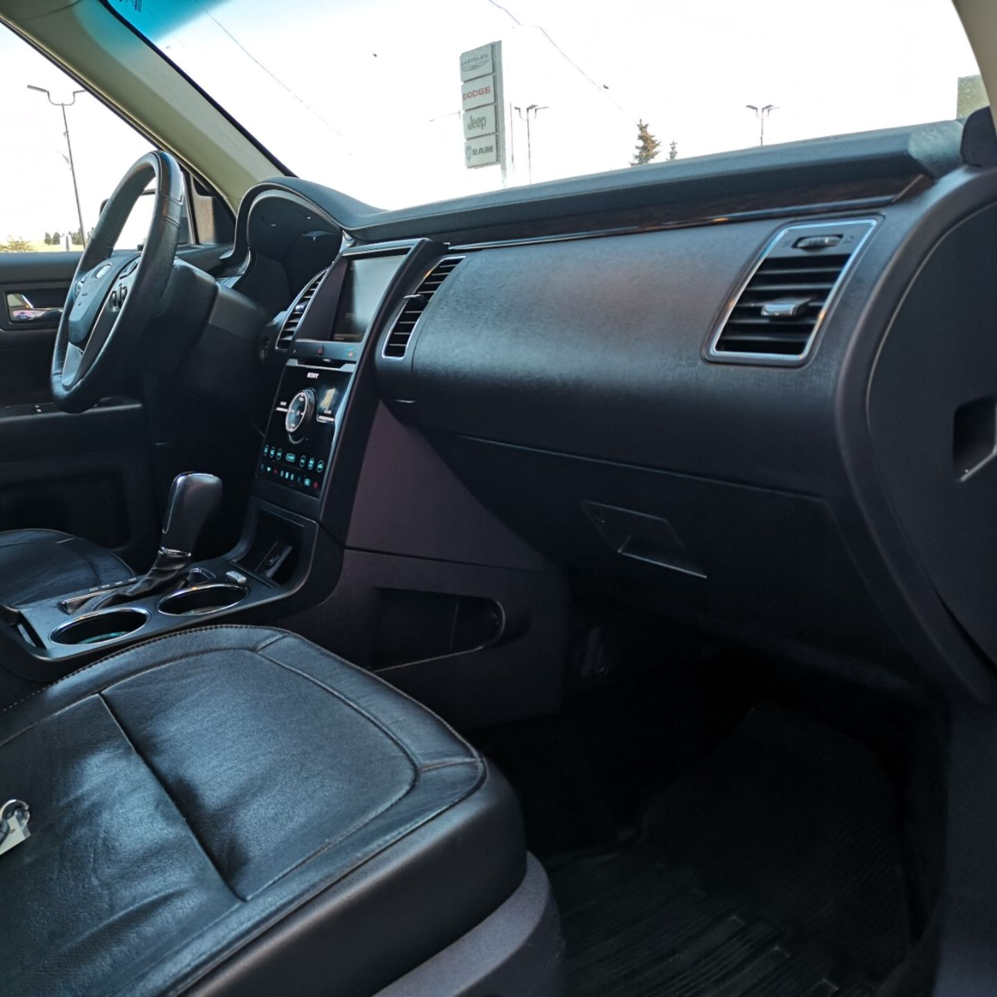 2015 Ford Flex Limited for sale in Edmonton, Alberta