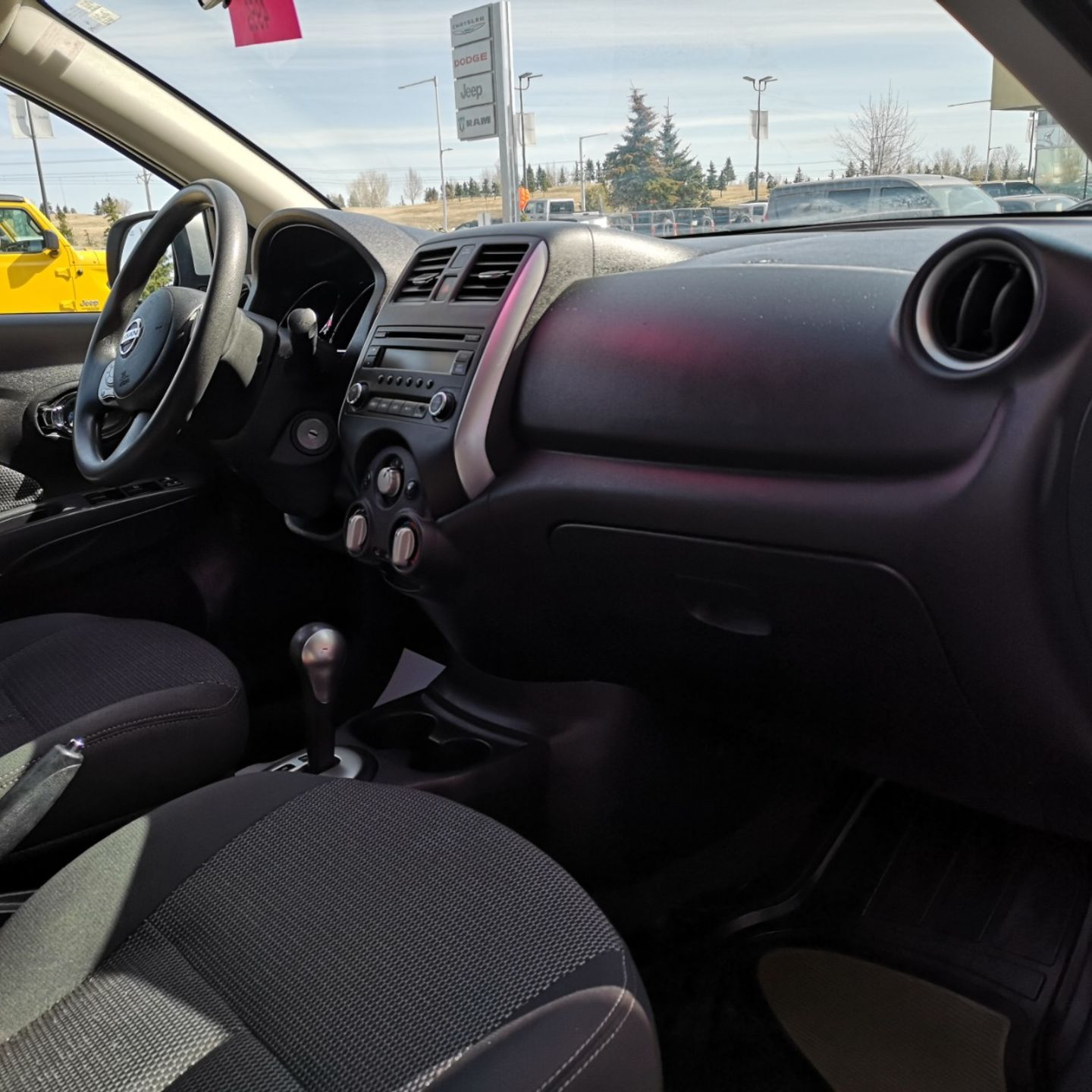 2014 Nissan Versa SV for sale in Edmonton, Alberta