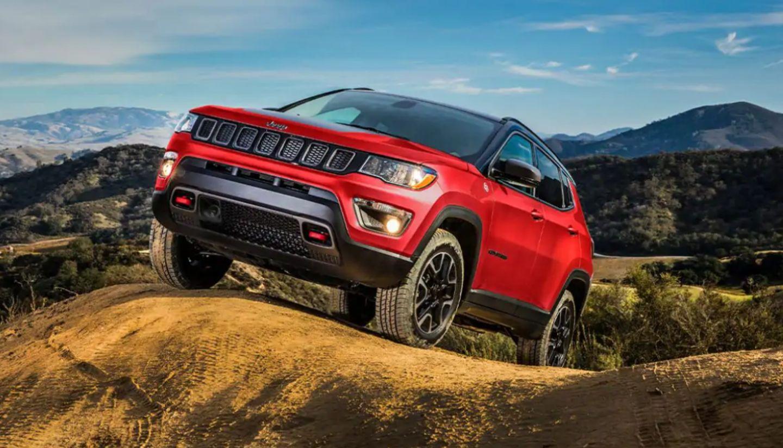 2021 Jeep Compass Sport for sale in Edmonton, Alberta