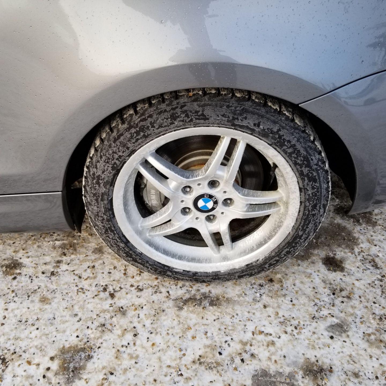 2012 BMW 1 Series 135i for sale in Edmonton, Alberta