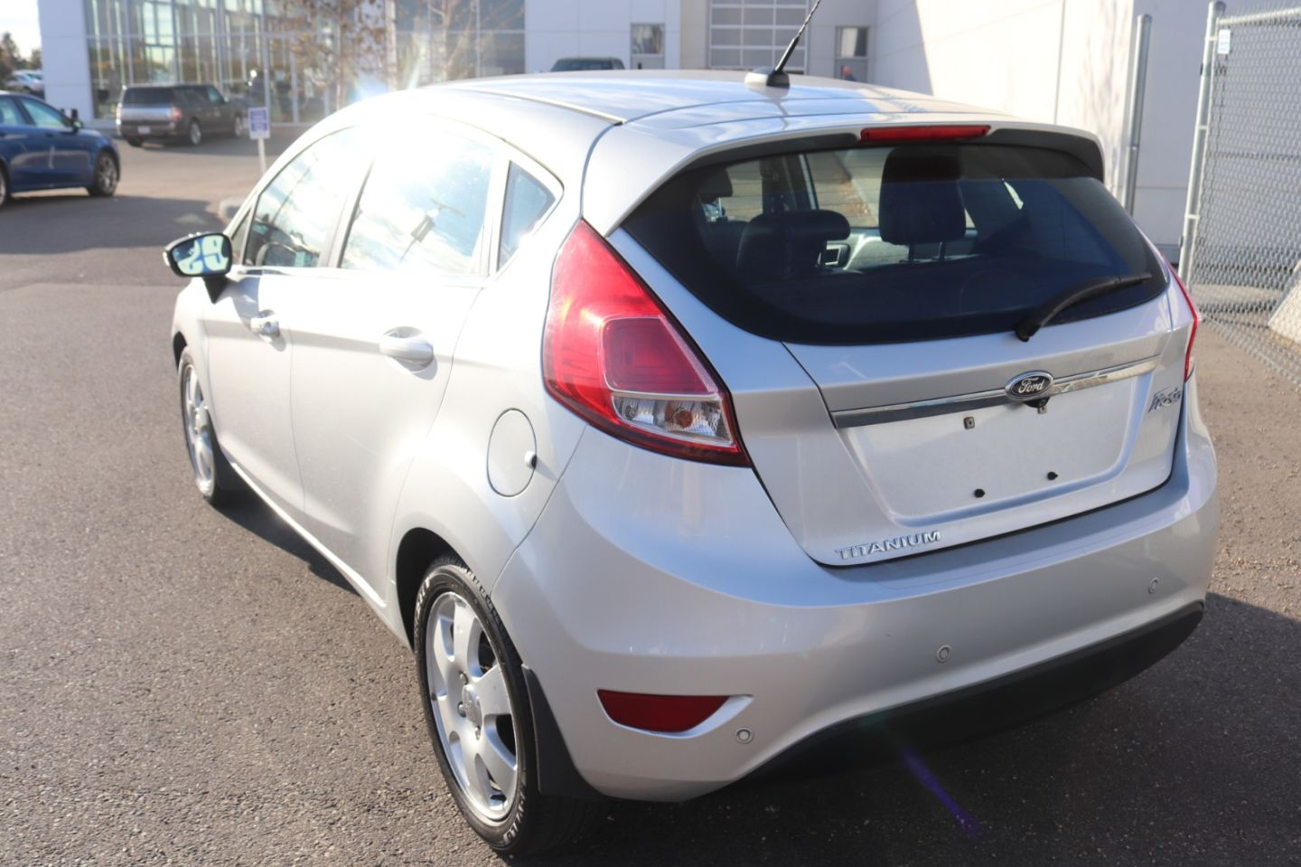 2014 Ford Fiesta Titanium for sale in Edmonton, Alberta