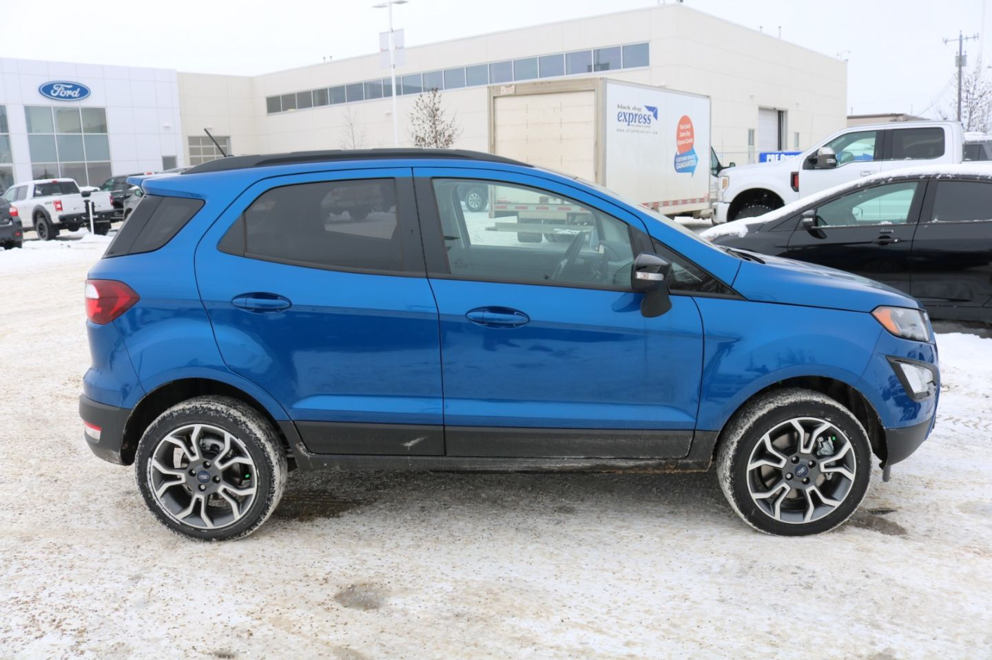 2020 Ford EcoSport SES for sale in Edmonton, Alberta