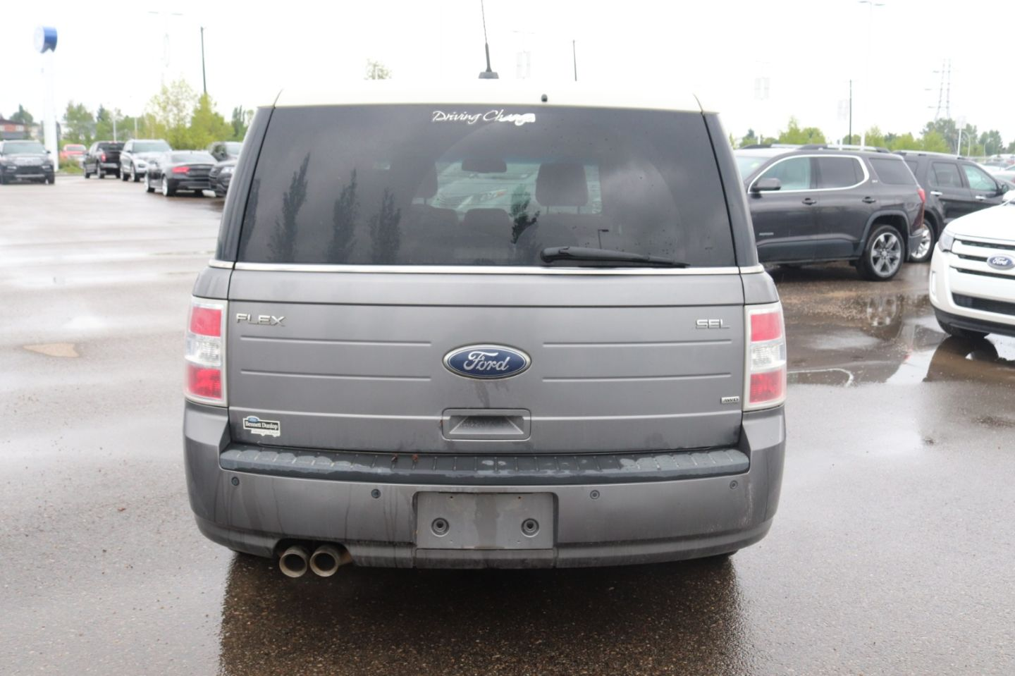 2009 Ford Flex SEL for sale in Edmonton, Alberta