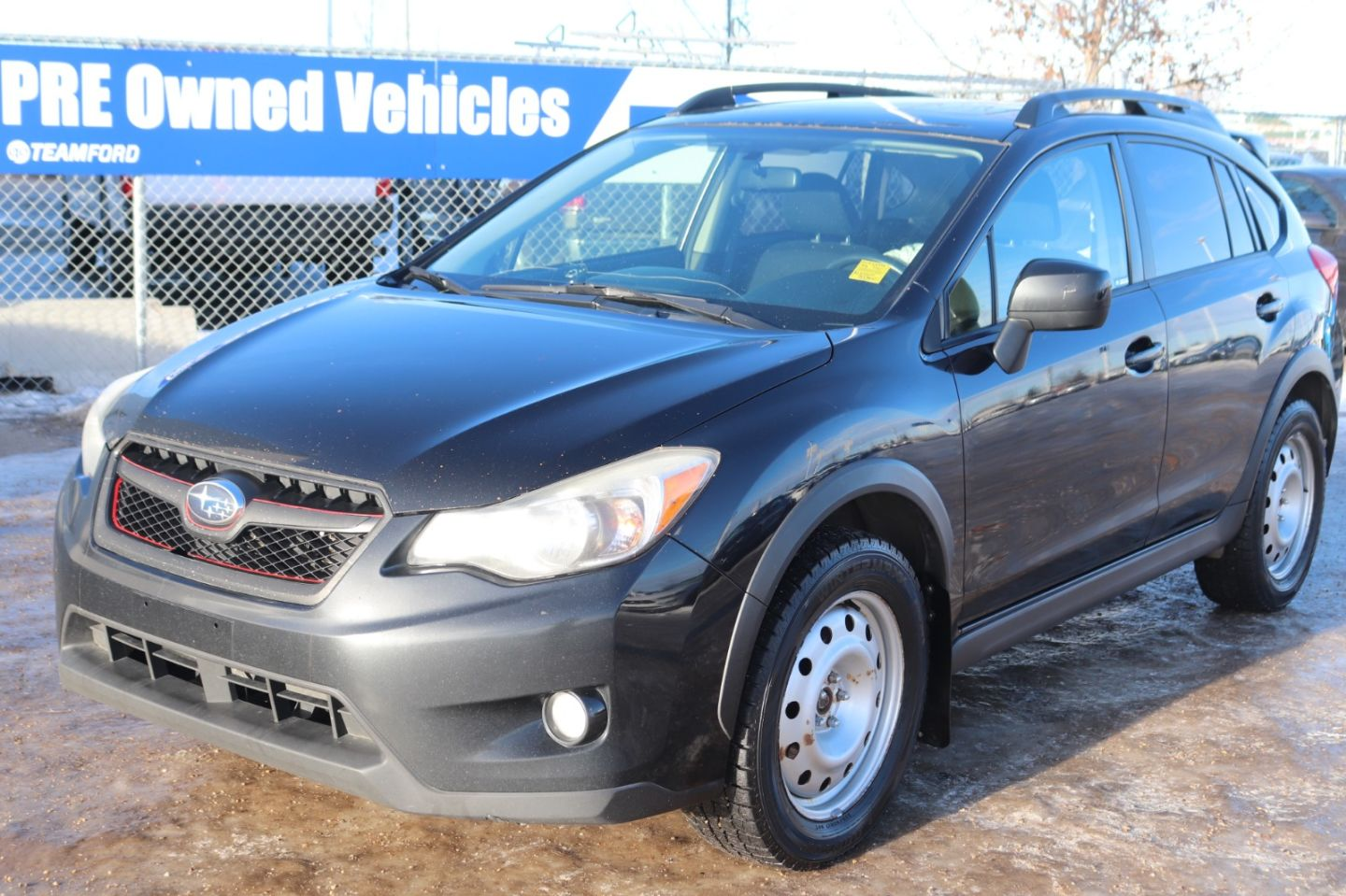 2013 Subaru XV Crosstrek 2.0i w/Sport Pkg for sale in Edmonton, Alberta